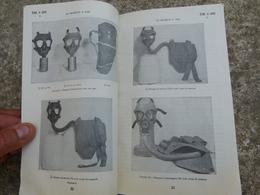 TM Livret Le Masque A Gaz Traduit En Francais 1943 - 1939-45