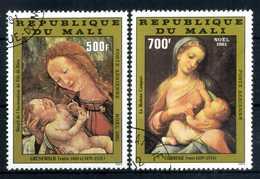 1981 MALI SERIE COMPLETA USATA - Mali (1959-...)