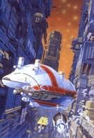 Carte Postale - Manchu - Fondation D'Isaac Asimov - Ansichtskarten