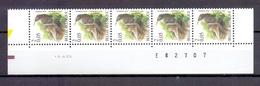 2936 FLUITER DATUMSTRIP 20VII00 POSTFRIS** A298 - 1985-.. Birds (Buzin)