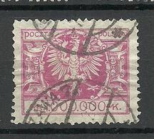 POLEN Poland 1924 Michel 199 O - 1919-1939 Republik