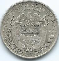 Panama -⅒ Balboa - 1961 - KM24 - Panama