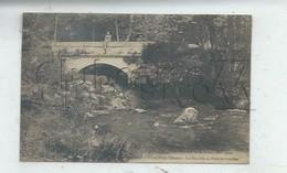 Magnat-l'Étrange (23) : Le Pont E Louches Sur La Rozeille En 1920 (animé) PF. - Francia