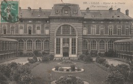 Rare Cpa Lille Hôpital De La Charité - Lille