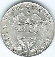 Panama -⅒ Balboa - 1947 - KM10.1 - Panama