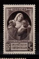 YV 465 N** Victimes De La Guerre Cote 2 Euros - Unused Stamps