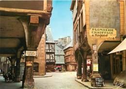 22 - Dinan - La Place Des Merciers - Carte Neuve - Voir Scans Recto-Verso - Dinan
