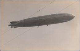 Foto-Ansichtskarte: Luftschiff Graf Zeppelin LZ 127 Von 1931, Ungebraucht - Ohne Zuordnung