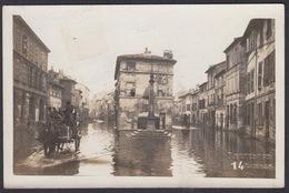 CPA 84 -  AVIGNON,  Des Inondation - Quartier Central, Carte Photo, Bartesago - Avignon