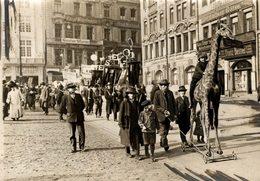 GERMANY ALLEMAGNE  PUBLICIDAD PUBLI WERBUNG ADVERTISING 15*11CM Fonds Victor FORBIN 1864-1947 - Fotos