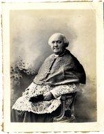 PORTRAIT D UN EVEQUE OU HOMME RELIGIEUX  PHOTO SERENI  BORDEAUX - Identified Persons