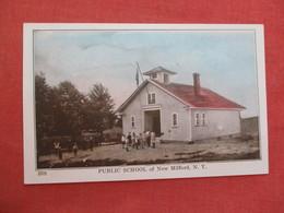 Public School Of New Milford  New York >    Ref 3440 - NY - New York