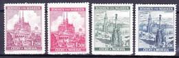 Boheme Et Moravie 1939 Mi 29-32  (Yv 29-32), (MNH)** - Unused Stamps