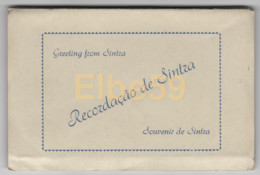 Portugal, Sintra, Recordaçao De Sintra. Carnet De 10 Cartes - Altri
