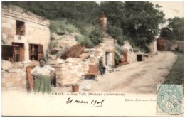60 CREIL - Les Tufs - Creil