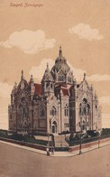 SZEGED  --  Zsinagoga  --  Synagogue - Hungary