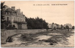 44 LA BAULE - Entrée De La Plage Benoit - La Baule-Escoublac