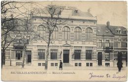 Anderlecht   *  Maison Communale  (Justice De Paix) - Anderlecht