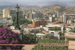 Centro De Tegucigalpa, Visto Desde El Parque La Leona. Tegucigalpa, Capital Of Honduras - Honduras
