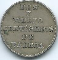 Panama - 2½Centésimos - 1940 - KM16 - Panama