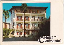 Saint-Jean-Pied-de-Port - Hotel 'Continental' - Saint Jean Pied De Port