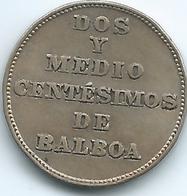 Panama - 2½Centésimos - 1929 - KM8 - Panama
