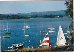 Saint-Pardoux - Le Lac - Le Club De Voile - (Haute-Vienne) - Bessines Sur Gartempe