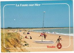 La Faute Sur Mer - La Plage - (Vendée) - Sables D'Olonne