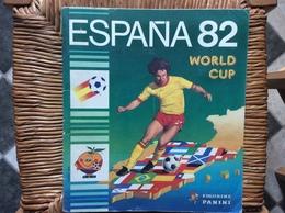 ALBUM PANINI  Espana 82  WORLD CUP - Edizione Italiana