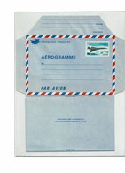 FAL10- REUNION AEROGRAMME ACEP N° 1 - Reunion Island (1852-1975)