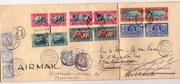 Poststukken Wereld - Wereld