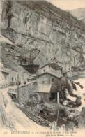 38 - Le Dauphiné - Les Gorges De La Bourne, Les Scieries Près De La Balme - France