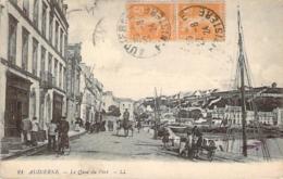 29 - Audierne - Le Quai Du Port - Audierne