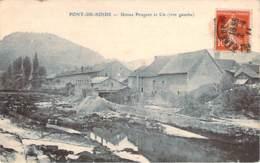 25 - Pont-de-Roide - Usines Peugeot Et Cie (rive Gauche) - Autres Communes