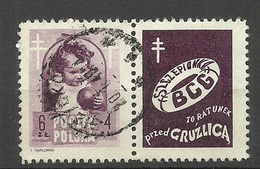 POLEN Poland 1948 Michel 513 Zf O - 1944-.... Republik