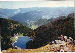 Le Schiessrothried Et Le Schnepfenried Vus Du Hohneck - (Hautes-Vosges) - Gerardmer