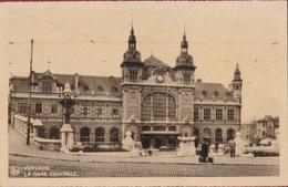 Verviers Liege La Gare Centrale Statie Stion Bahnhof - Verviers