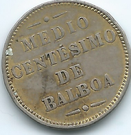 Panama - ½Centésimo - 1907 - KM6 - Panama
