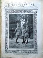 L'illustrazione Italiana 2 Luglio 1916 WW1 Bucovina Nicola Erzerum Tolmino Porro - Guerra 1914-18