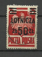 POLEN Poland 1947 Michel 477 O Nice Cancel - 1944-.... Republik