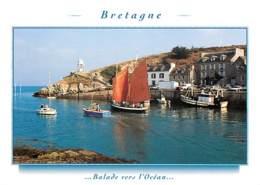 22 - Dahouet - Le Port - Appareillage De La Pauline - Bateaux - Voir Scans Recto-Verso - Francia
