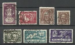 POLEN Poland 1919 Michel 123 - 129 O - 1919-1939 República