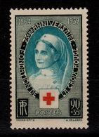 YV 422 N** Croix Rouge Cote 17 Euros - Nuovi