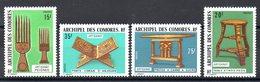 COMORES - YT N° 91 à 94 - Neufs ** - MNH - Cote: 13,00 € - Comoro Islands (1950-1975)