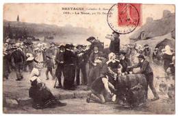 "5170 - Bretagne - La Noce"" ( Part Th. Deyerolle - Coll. E.H. - N°169 - - Bretagne"
