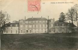 Environs De CHARTRES  DENONVILLE Le Chateau édition Nd Ref 1547 - Chartres