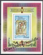 Haiti 1986 Yvert BF 46, Youth International Year - MNH - Haiti