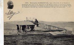 Monoplan Blériot XI  -  Type 'Traversée De La Manche'  -  CPA - ....-1914: Vorläufer