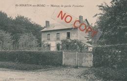 SAINT MARTIN AU BOSC - France