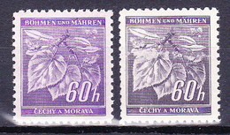 Boheme Et Moravie 1941 Mi 65 (Yv ), (MNH)** - Bohême & Moravie